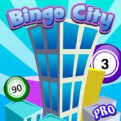 Bingo City Pro - 宾果游戏与每日奖励