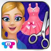 起做设计!时尚女孩化妆:换装、打扮 1.9