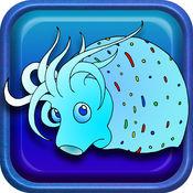 深海鱼类超级涂色书