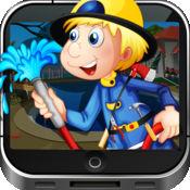 宝宝超级英雄 - 趣味游戏保存和救市专业动作英雄