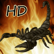 黑蝎子战斗机的无人机 - 靶机狼蛛村爆炸 3D
