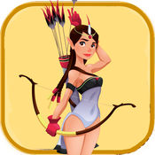 Bowmaster 射箭射击挑战长弓比赛-免费游戏技能目标