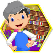书店清理和装饰品 - 疯狂书店改造和清洗店游戏