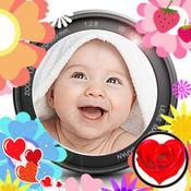 宝宝相机专业版-记录宝宝成长的每一瞬间,爸爸妈妈手机必备!