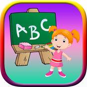 ABC 跟踪 字母 手写 对于 孩子们 实践 1.1