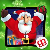 圣诞拼图123iPad版 - 儿童最快乐的学习游戏 4.3