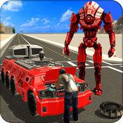 大 卡车 机器人 机械 1