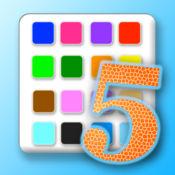 数到5:学习婴儿号码 1