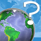 iPad国家地图测验 3