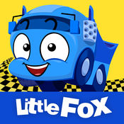 Tire Town School 1 - Little Fox 故事书 1.0.2