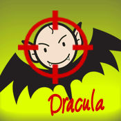 Halloween Dracula:德古拉万圣节射击怪兽游戏的孩子