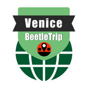 威尼斯旅游指南地铁意大利甲虫离线地图 Venice travel guide and offline city map, BeetleTrip metro train trip advisor