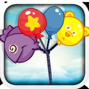 景气气球临 - 一个战略性的气球坠毁