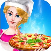 比萨制作 - 主厨师烹饪的比萨饼店和游戏 1