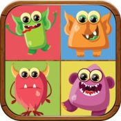 孩子们的可爱的怪物比赛游戏 1.0.0