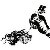 彩图纹身设计:绘画图片部落纹身免费版