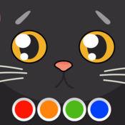 填色本 - 猫 1.8
