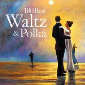 [5 CD]华尔兹波尔卡经典 [100 Best Waltz & Polka] 2017