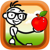 偷苹果从火柴人的挑战 - 果控制策略游戏 LX