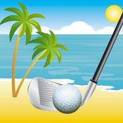 海滩迷你高尔夫...