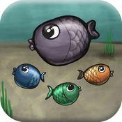 大鱼吃小鱼 - 经典小鱼成长益智游戏