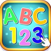 ABC 123讀書寫字母表信件和數字 1.0.0