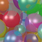 泡沫和气球 - 吹起来!