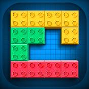 酷座益智遊戲 – 移動 多彩塊 以適合和填充 網格盒