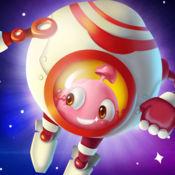 蛋星人大逃亡 - 弹弹弹,完全停不下来的太空奇幻冒险游戏