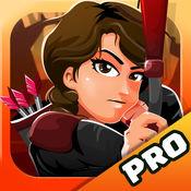 游戏 的 射箭 发射 箭头 同 您的 弓 在 这 飢餓 迷宫 比赛  (Archery Game) Pro
