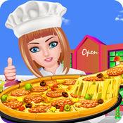 生日 一方 比萨饼 制造商 – 意大利语 烹饪 游戏