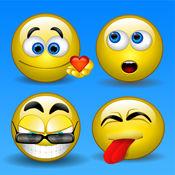 表情大全 - gif图, 趣味字体, 支持所有的聊天软件,包括短信,邮件,QQ,Twitter,Facebook