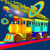ABC字母火车3D空间 1.1