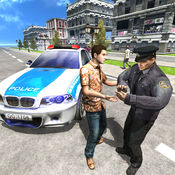 边境警察巡逻执...