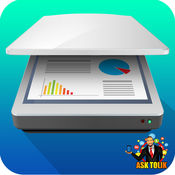 文档收据扫描仪 Best Free Pdf Scanner App - By AskTolik