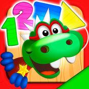 恐龙蒂姆:教育类游戏,认识颜色和形状 3.4