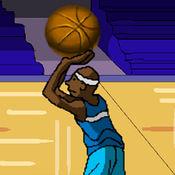 罚球篮球馆