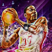 街篮街球-街头投篮球游戏