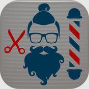 理发店 - 胡须和美髮沙龍照片和编辑男性