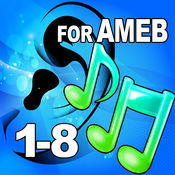 AURALBOOK (AMEB澳洲音乐考试局第一至八级用) 2.06