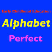 Early Childhood Education Alphabet Perfect 字母表完美