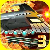 Battle Train 3/ 火车战火箭铁路 3:机车与机器人, 游戏的战