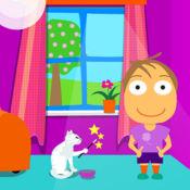 男孩和猫:小孩子的游戏 1.1