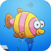 孩子们 钓鱼  游戏 免费 - Fish Daily Catch 1.6