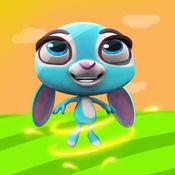 兔子跳游戏 › 跳跃和弹跳平台游戏