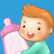 母乳喂养 和 尿布 追踪器 (Feed Baby