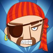 疯狂的海盗射手亲 - 凉爽的记忆技能比赛