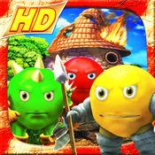 Bun 战争 HD: 游...