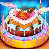 蛋糕烹饪大师...