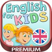 儿童学英语ABC字母表单词口语 看图识字早教启蒙小游戏